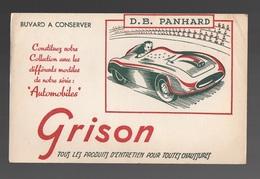 D.B. Panhard Collection Grison Tous Les Produits D'entretien Pour Toutes Chaussures - Buvards, Protège-cahiers Illustrés