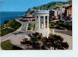 U4085 Cartolina 1970 ANCONA (marche, Italia) Monumento Ai Caduti + Monument _ Ed Gio Cart 37 @trimboli - Ancona