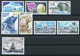 Franz. Antarktisgebiete Jahrgang 1979 Postfrisch MNH (W3073 - Französische Süd- Und Antarktisgebiete (TAAF)