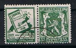Belgie OCB 79 (0) - Advertising