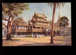 B9212 MYANMAR BURMA - THE QUEEN'S GOLDEN KYOUNG - MANDALAY - Myanmar (Burma)