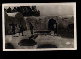 B9213 ALGERIA - NABEUL - POTERIE, LE SECHAGE PHOTOPOSTCARD EDITION PHOTO AFRICAINES - Algeria