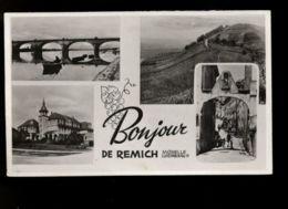 B9227 LOUXEMBOURG - BOUNJOUR DE REMICH - EDIT. DOCUPHOT LUXEMBOURG - Remich