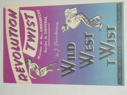 Wild West Twist - Revolution Twist - Partitions Musicales Anciennes