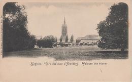 CPA Précurseur Enghien - Parc Des Ducs D'Arenberg - Pelouse Des écuries - Enghien - Edingen
