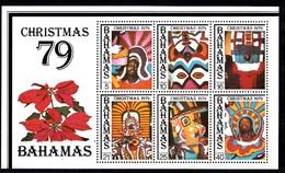 Bahamas 1979  Mi.Nr:Block 29 Weihnachten  MNH / POSTFRIS / NEUF SANS CHARNIERE - Bahamas (1973-...)