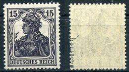 D. Reich Michel-Nr. 101b Postfrisch - Geprüft - Ungebraucht