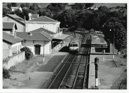 Tarare EAD  Photo 10 X 15 - Eisenbahnen