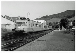 Tarare RGP 1  Photo 10 X 15 - Trains