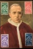 VATICANO 1939 INCORONAZIONE PIO XII - Vaticano
