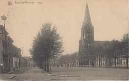 CPA Fayt-lez-Manage - Place - Belgique