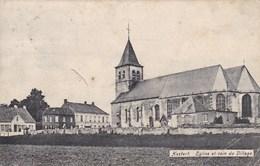 Heestert, Hestert, Eglise Et Coin Du Village (pk51871) - Zwevegem