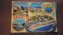 Cartolina:Saluti Da Cervia Viaggiata (a31) - Non Classificati