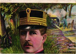 Puzzle18 Chromo Litho Trade Cards C1918 CHOColat,  6,8cm  X 10,53m,  Very Good - King Albert World War I, Complete    VG - 1914-18
