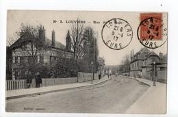 LOUVIERS - 27 - Eure - Rue De La Gare - Louviers