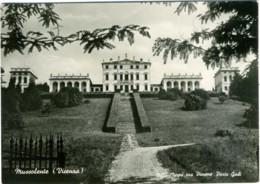 MUSSOLENTE  VICENZA  Villa Negri Ora Porto Godi - Vicenza