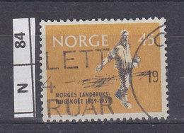 NORVEGIA  1959Collegio Agricolo 45 Usato - Norvegia