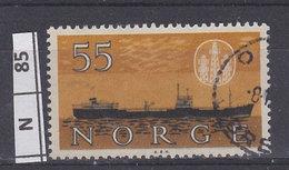 NORVEGIA  1960Navi, 55 Usato - Norvegia