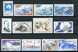 Franz. Antarktisgebiete Jahrgang 1981-1982 Postfrisch MNH (W3076 - Französische Süd- Und Antarktisgebiete (TAAF)