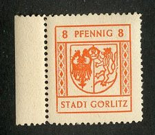 W-8738 Gorlitz  Mi.#3* ( Cat.7.50 € ) - Offers Welcome! - Zona Sovietica