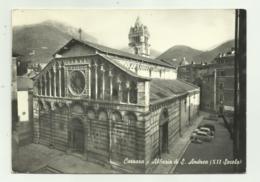CARRARA - ABBAZIA DI S.ANDREA - VIAGGIATA FG - Carrara