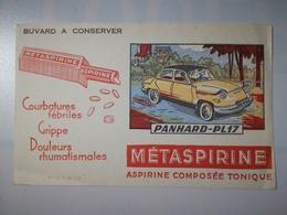 Métaspirine. Panhard PL17. Format 21x13 - Produits Pharmaceutiques