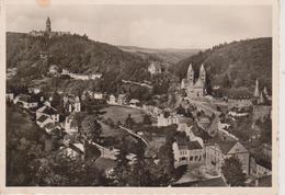 LUXEMBOURG - CLERVAUX - VUE DE CLERVAUX ET ABBAYE - Clervaux