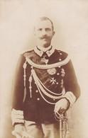 VITTORIO EMANUELE III. NB. CIRCA 1900s- BLEUP - Koninklijke Families