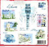 France.bloc F4402 De 2009.capitales Européennes.lisbonne.n**. - Blocs & Feuillets