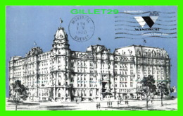 MONTRÉAL, QUÉBEC - THE WINDSOR, CANADA'S FINEST HOTEL - CIRCULÉE EN 1970 - - Montreal