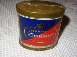 MURATTI -  - BOITE METAL DE 50 CIGARETTEN - BERLIN - Around Cigarettes