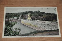6440- LA GILEPPE, SUPERFICIE DU LAC - Gileppe (Barrage)