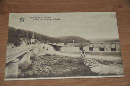 6441-   Barrage De La Gileppe - Animée - Gileppe (Stuwdam)
