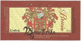 Bieretiket België 1191 - Bier