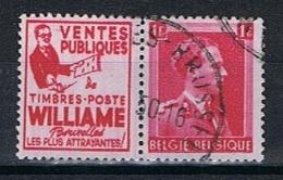 Belgie OCB 171 (0) - Advertising