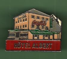 COCA COLA *** HOTEL ALBERT *** Verso CANADA *** 0095 - Coca-Cola