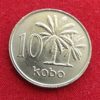 Nigeria 10 Kobo 1974 KM# 10.1  *V1 - Nigeria