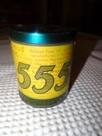 STATE EWPRESS - N° 555 -BOITE METAL DE 50 CIGARETTES - ARDATH TOBACCO CO. LTG. LONDON LEEDS & DUBLIN - Around Cigarettes