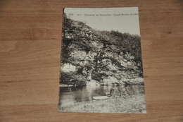 6447-    Descente En Barquette, Grand Rocher Du Hat - Animée - Chiny