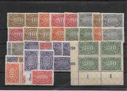 Deutsches Reich Lot Infla - Germany