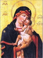 LESSINES - Musée De N.-D. à La Rose - La Vierge De Cambrai - N'a Pas Circulé - Lessen