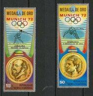 Guinée Equatoriale - Guinea 1972 Y&T N°(11) - Michel N°(?) (o) - 50p JO Munich 1972 - Guinée Equatoriale