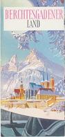 Berchtesgadener - Vouwfolder - Dépliants Touristiques