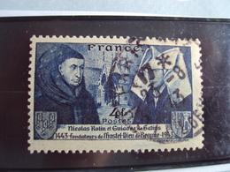 "1900-1945-timbre Oblitéré N°   583  "" Nicolas Rotin      ""     Cote  0.30       Net    0.10 - France"