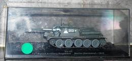 SU-85 ..... Berlin (Germany) - 1945 - Chars