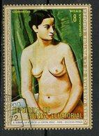 Guinée Equatoriale - Guinea 1973 Y&T N°(4) - Michel N°(?) (o) - 8p œuvre De Derain - Equatorial Guinea