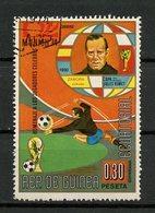 Guinée Equatoriale - Guinea 1974 Y&T N°(1) - Michel N°(?) (o) - 0,30e Coupe Du Monde à Munich - Equatorial Guinea