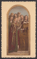 PV294/ H Et J VAN EYCK, *L'Agneau Mystique - Het Lam Gods, Anges Musiciens*, Gent, Sint-Baafskathedraal - Peintures & Tableaux