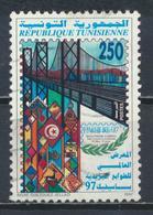 °°° TUNISIA - Y&T N°1297 - 1997 °°° - Tunisia (1956-...)