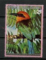 Guinée Equatoriale - Guinea 1975 Y&T N°(5) - Michel N°(?) (o) - 1,25p Oiseau D'Amérique Du Sud - Equatorial Guinea